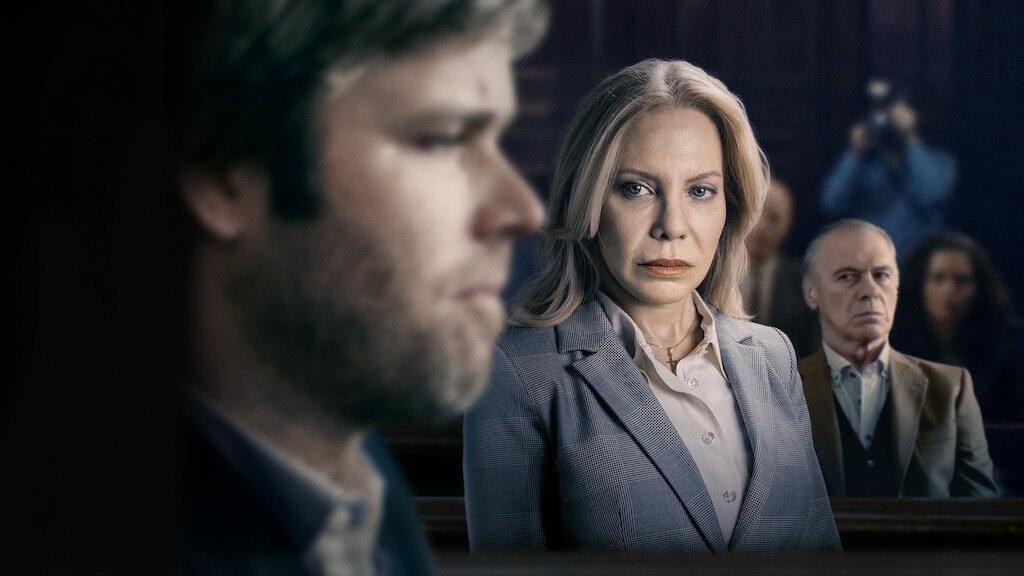 Depois de seu filho ser acusado de estuprar e tentar assassinar a ex-esposa, Alícia embarca em uma jornada que vai mudar sua vida para sempre.