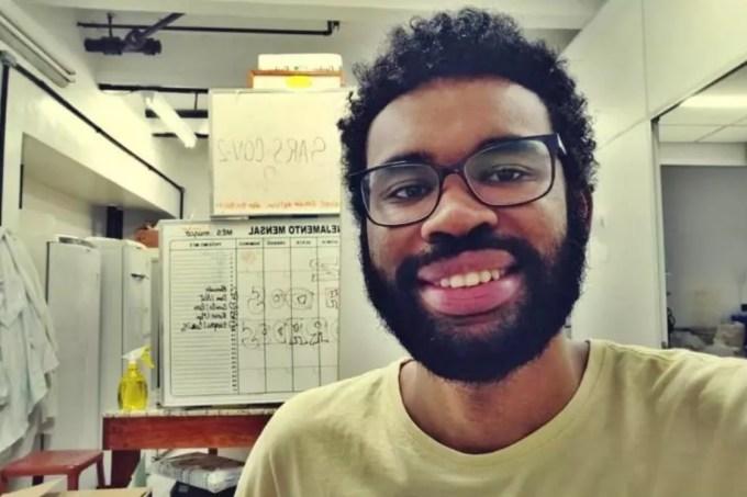 Rômulo Leão é doutorando em imunologia da UFRJ