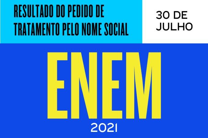 RESULTADO DO PEDIDO NOME SOCIAL ENEM-06