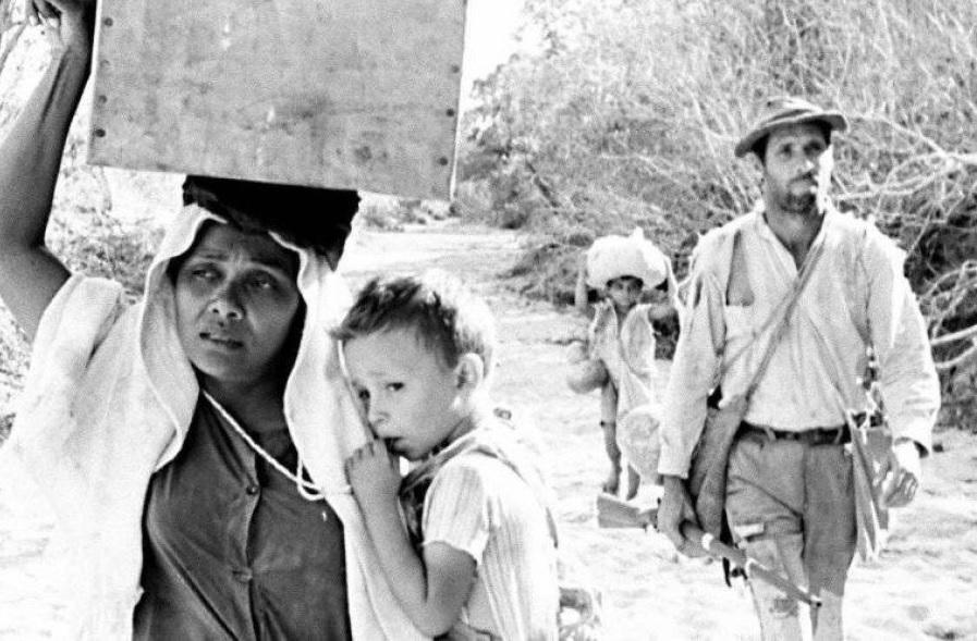 A história de uma família pobre da região seca do Nordeste e sua luta diária por trabalho e comida para sobreviver e superar as dificuldades do ambiente árido em que vive.