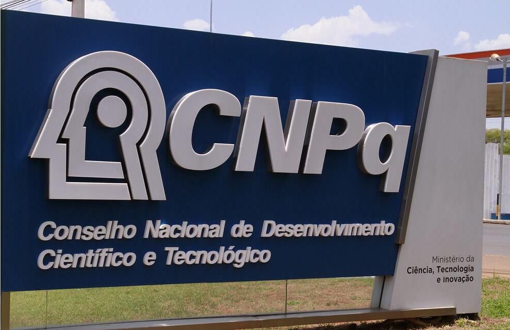 Fachada da sede do CNPq