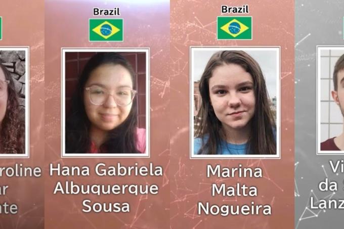 Medalhistas da Olimpíada de Química