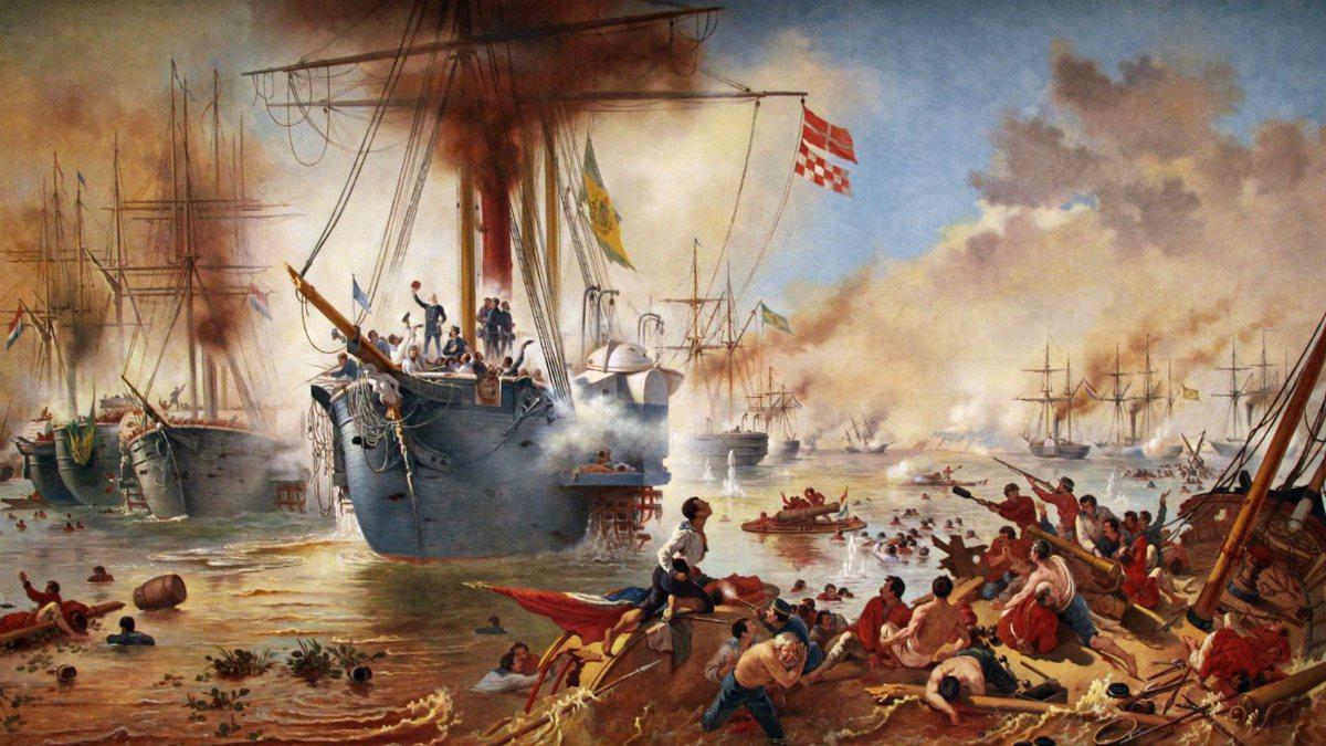 Batalha naval da Guerra do Paraguai