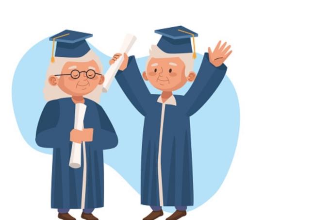 idosos formados