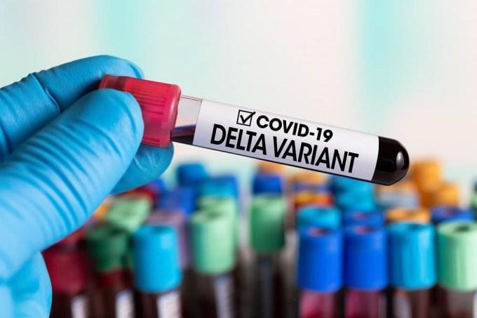 Variante delta do coronavírus