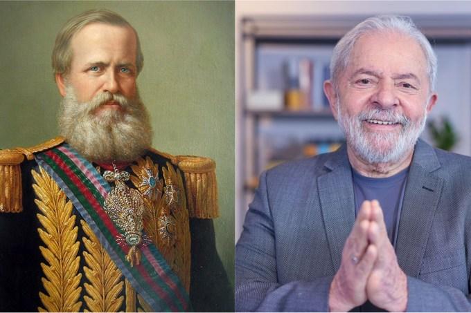 Governantes do Brasil
