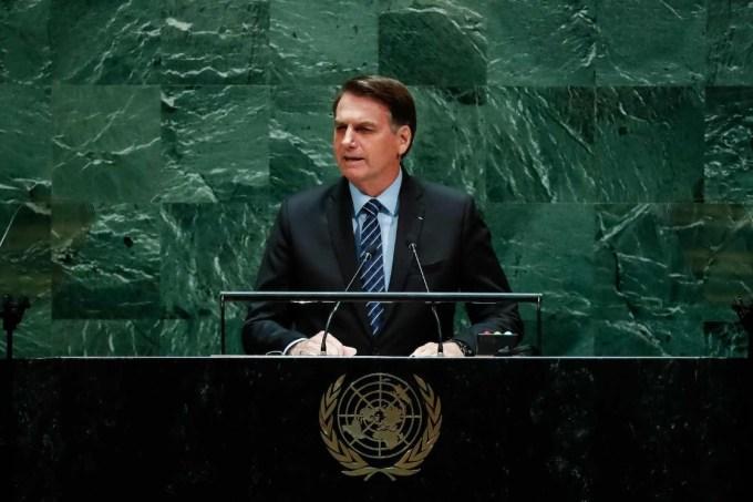 Presidente Jair Bolsonaro é o primeiro a falar na Assembleia Geral da ONU, em 2021