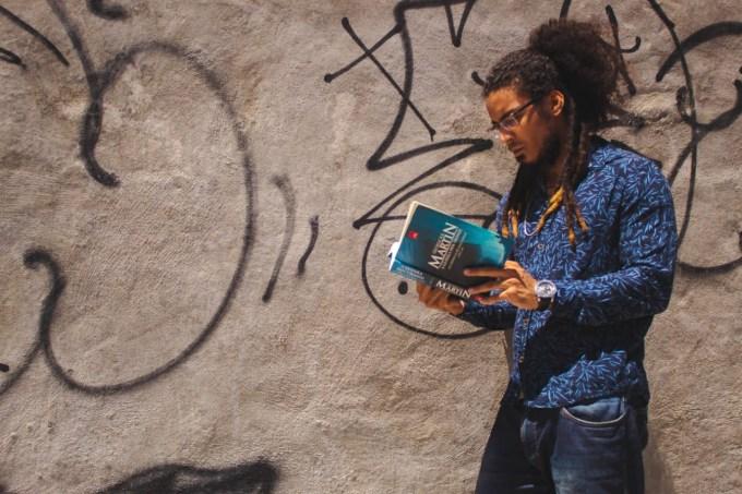 Professor de História, Yan Allen Silva fala da disciplina usando trend de rap no TikTok – arquivo pessoal